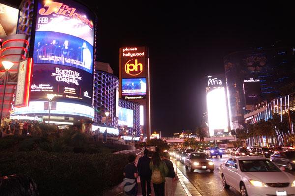 Atrações em Las Vegas