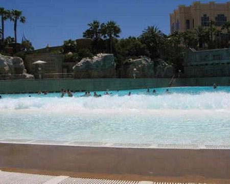 Fotos de Las Vegas - Piscinas Topless Vegas