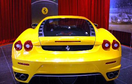 Fotos de Las Vegas - Wynn Ferrari Las Vegas