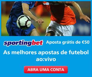 Sportingbet - apostar em Futebol