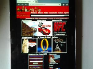 Guia de Las Vegas para celular